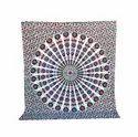 Indian Mandala Printed Cotton Bed Sheets