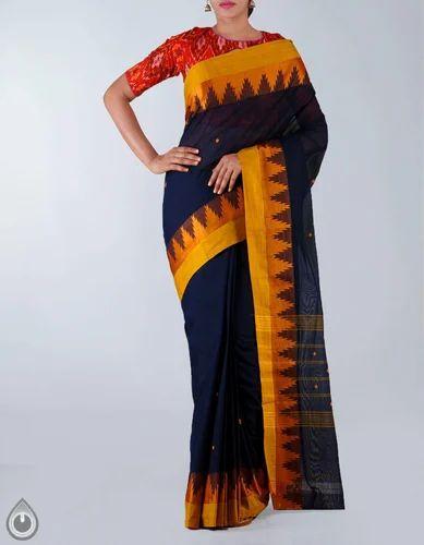 f7c3b28714 100% Pure Handloom Cotton All Colors Pure Handloom Kanchi Cotton Plain Saree