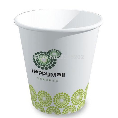 Printed Disposable Paper Cup, Capacity: 45-75ml