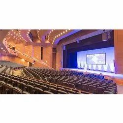 Concrete Commercial Projects Auditorium Construction Services