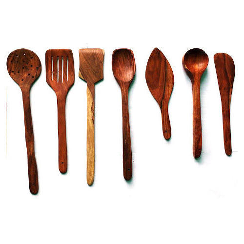 Cooking Wooden Spoon Set