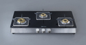 3 Burner Ultra Premium Glass Top Gas Stove
