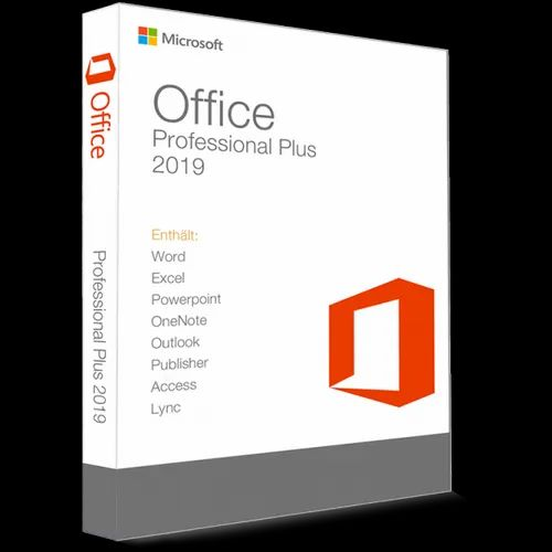 Ms Office 2019 Pro Plus With Dvd
