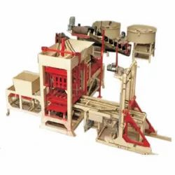 Fully Automatic Bricks And Paver Making Machine