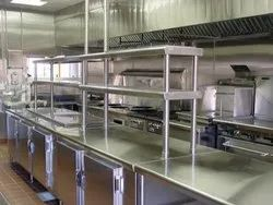 Guru Engineers Stainless Steel Canteen Kitchen Equipment