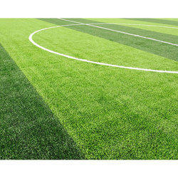Artificial Football Ground Grass