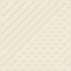 Stripe and Dot Ivory17801 Tiles
