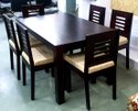 Wooden 6 Seater Dining Table
