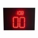 Basketball Game Shot Clock, For Sports Scoreboard, Shape: Rectangle