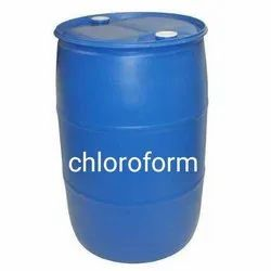 Liquid Chloroform Chemical, Packaging Type: Plastic Drum