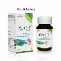 Cart-Fit Tablets, Streamline Pharma Pvt Ltd, Grade Standard: Medicine Grade