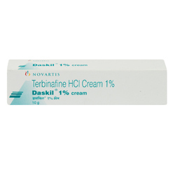 Daskil Cream ( Terbinafine Hcl Cream 1 % )
