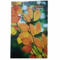 Single Line Prime Monu Long Register, Paper Size: A4
