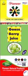Goose Berry Juice 500 Ml