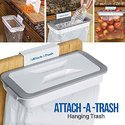 Attach A Trash Hanging Trash Bag Holder (318)