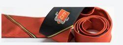 Orange School Tie