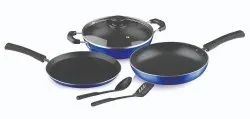 Nirlon 6 Pcs Nonstick Cookware Set