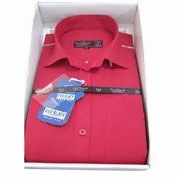 Collar Neck Zeo Black Mens Plain Formal Shirt, Packaging Type: Box, Machine Wash