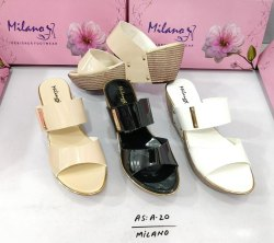 Women Wedges Casual Footwear, Size: 37 to 41