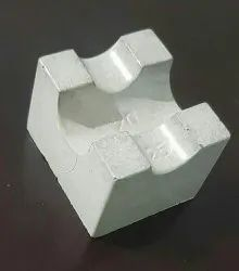 Square Roof Concrete Cover Blocks, Packaging Type: cartoon, Size: 1 x 1 x 2 inch