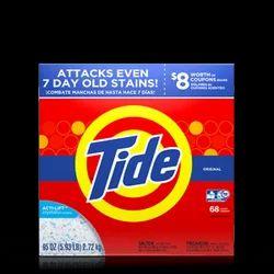 Tide Original Powder Laundry Detergent
