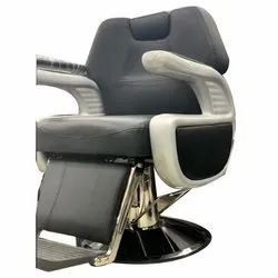 Salon Chair With Footrest