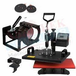Combo Heat Press Machine
