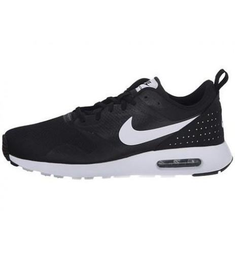c02d6a4b4422 Blue And Black Men Nike Air Max Tavas Black Running Sneaker
