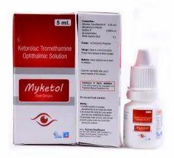 Myketol Eye Drop
