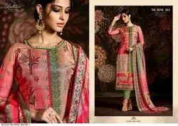 Chinon Dupatta Suits