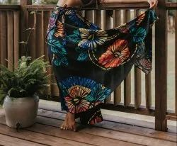Beachwear Printed Skirts