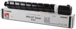 Black Canon NPG 67 Toner Cartridge