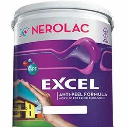 Nerolac Excel Emulsion Paint, Packaging Size: 20 Litre