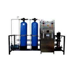 2000 LPH Water RO Plant