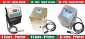 Polymers Batch Coding Printers