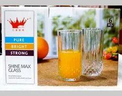 Shine Max 6pc Glass Set