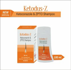 Ketoconazole With Zpto Shampoo