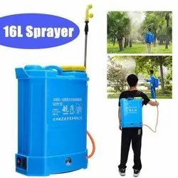 Agricultural Battery Powered Knapsack Sprayer