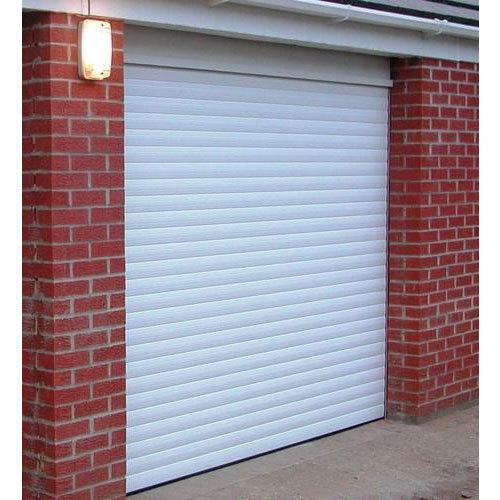 Stainless Steel Garage Rolling Shutter