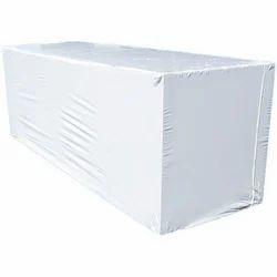 White Pallet Cover