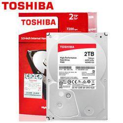 TOSHIBA 2 TB SATTA HDD