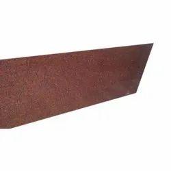 Ruby Red Granite Slab