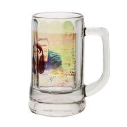 Sublimation Bear Mug