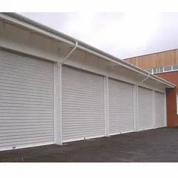 Warehouse Rolling Shutters