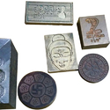 Copper Embossing Dies