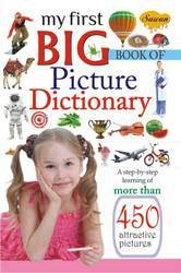 My First Big Book Picture Dictionary