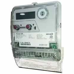 Single Phase and Three Phase Secure Meters