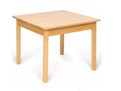 Rectangular School Table