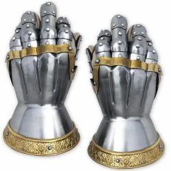 Medieval Knight Gauntlets