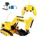 Rechargeable Remote Control 5 Channel Jcb Excavator Truck